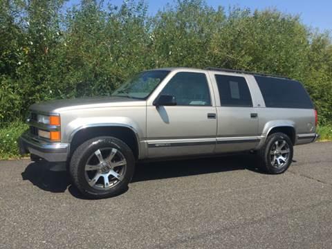 1998 Chevrolet Suburban for sale in Olympia, WA