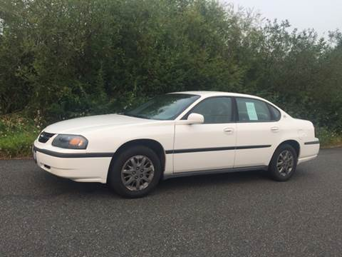 2003 Chevrolet Impala for sale in Olympia, WA
