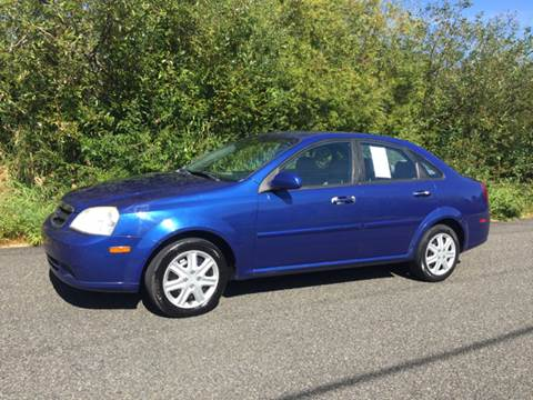 2007 Suzuki Forenza for sale in Olympia, WA