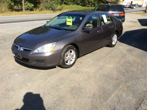 2007 Honda Accord for sale in Walden, NY