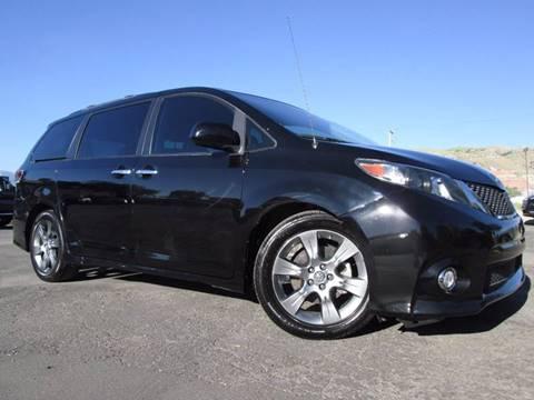 2014 Toyota Sienna for sale in Salt Lake City, UT