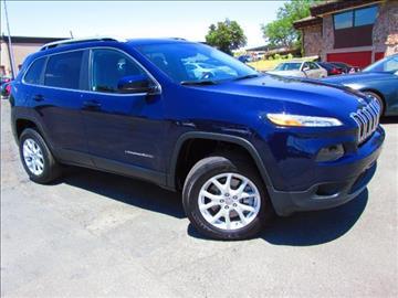 2016 Jeep Cherokee for sale in Salt Lake City, UT