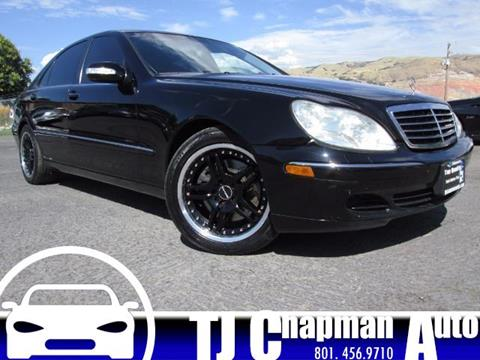 2004 Mercedes-Benz S-Class for sale in Salt Lake City, UT