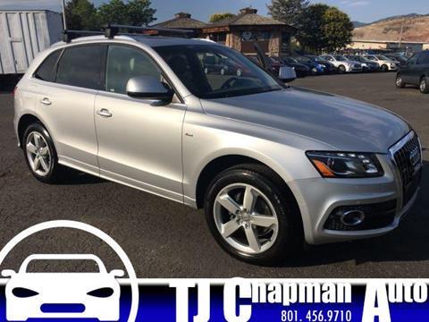 2012 Audi Q5 for sale in Salt Lake City, UT