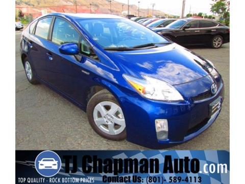 2011 Toyota Prius for sale in Salt Lake City, UT