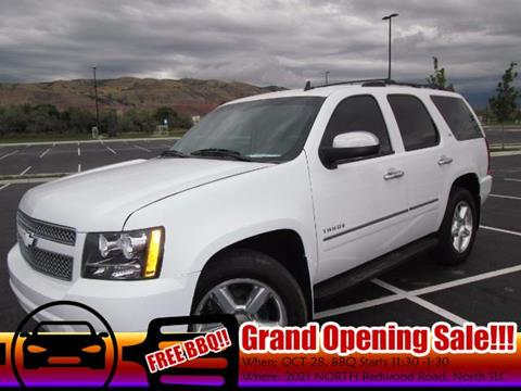 2011 Chevrolet Tahoe for sale in Salt Lake City, UT