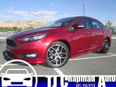 2015 Ford Focus for sale in Salt Lake City, UT