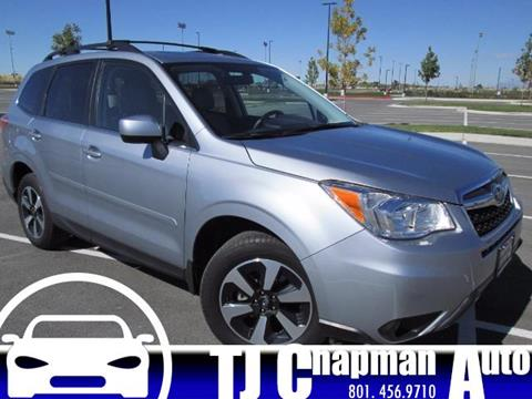 2016 Subaru Forester for sale in Salt Lake City, UT