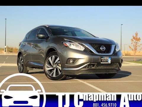 2015 Nissan Murano for sale in Salt Lake City, UT