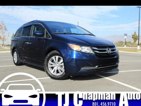 2016 Honda Odyssey for sale in Salt Lake City, UT