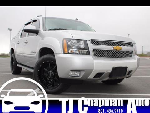 2012 Chevrolet Avalanche for sale in Salt Lake City, UT