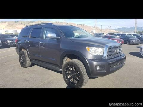 2015 Toyota Sequoia For Sale In Salt Lake City, UT