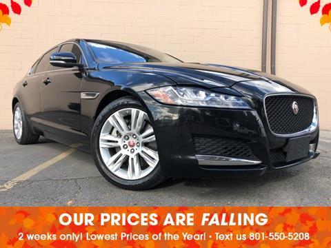 2017 Jaguar XF for sale in Salt Lake City, UT