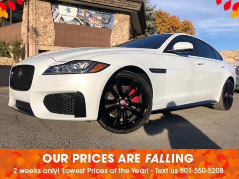 2016 Jaguar XF for sale in Salt Lake City, UT