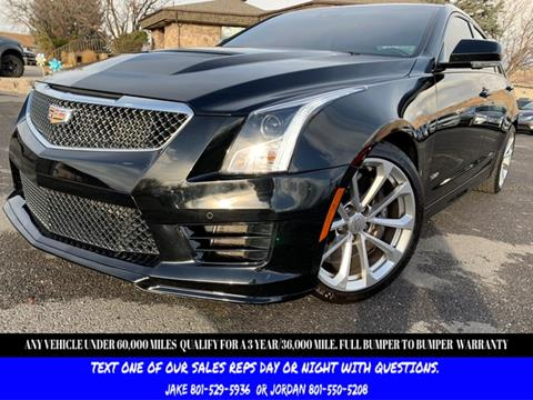 2016 Cadillac Ats V For Sale In Edgewater Md Carsforsale Com