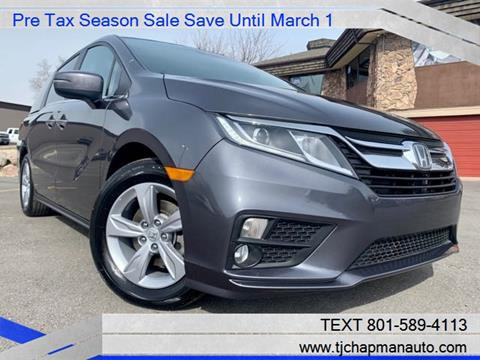 2018 Honda Odyssey for sale in Salt Lake City, UT