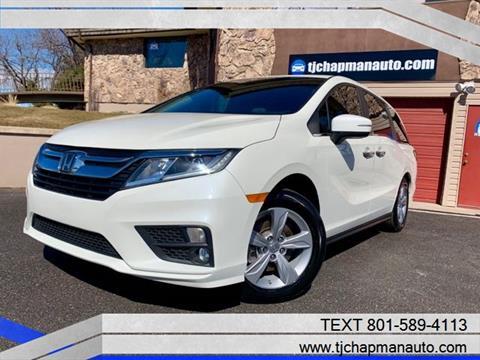 2018 Honda Odyssey for sale in Salt Lake City, UT