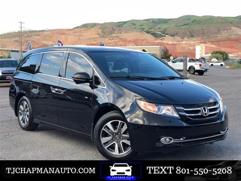 2015 Honda Odyssey for sale in Salt Lake City, UT