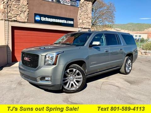 2017 GMC Yukon XL for sale in Salt Lake City, UT