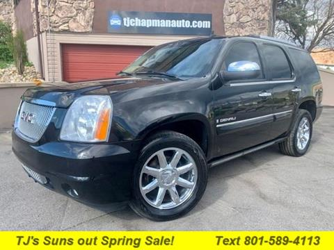 2008 GMC Yukon for sale in Salt Lake City, UT