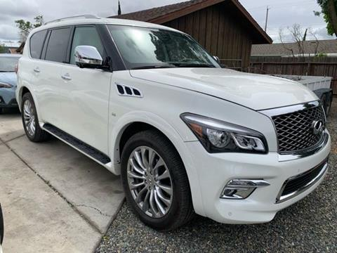 Infiniti Qx80 For Sale >> Used Infiniti Qx80 For Sale In Juneau Ak Carsforsale Com