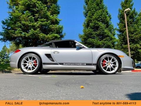 2011 Porsche Boxster for sale in Salt Lake City, UT