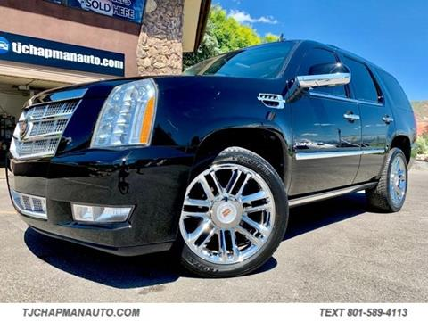2014 Cadillac Escalade For Sale >> 2014 Cadillac Escalade For Sale In Salt Lake City Ut