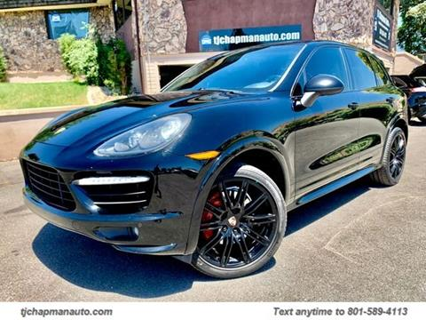 2013 Porsche Cayenne for sale in Salt Lake City, UT