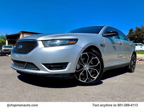 2015 Ford Taurus for sale in Salt Lake City, UT