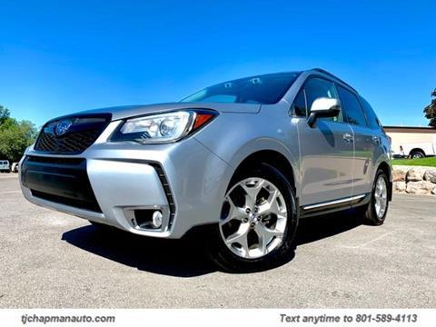 2018 Subaru Forester for sale in Salt Lake City, UT