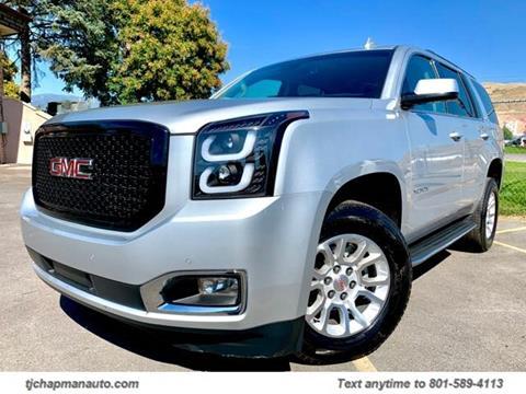 2017 GMC Yukon for sale in Salt Lake City, UT
