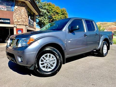 2019 Nissan Frontier for sale in Salt Lake City, UT