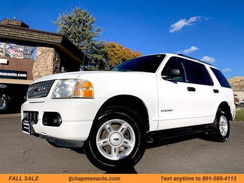 2005 Ford Explorer Xlt >> 2005 Ford Explorer For Sale In Salt Lake City Ut