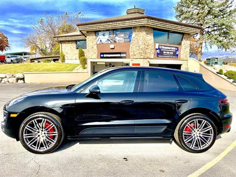 2017 Porsche Macan for sale in Salt Lake City, UT