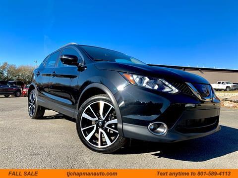 2018 Nissan Rogue Sport for sale in Salt Lake City, UT