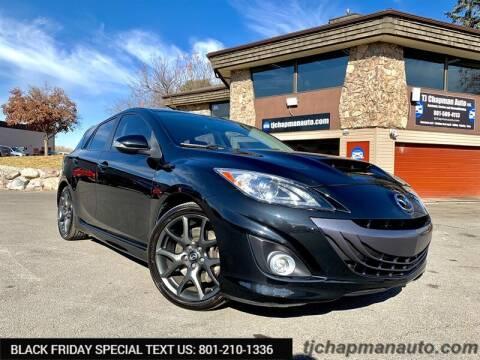 Mazdaspeed3 For Sale >> 2013 Mazda Mazdaspeed3 For Sale In Salt Lake City Ut