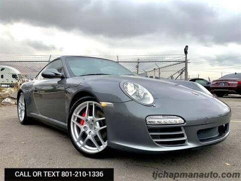 2009 Porsche 911 for sale in Salt Lake City, UT