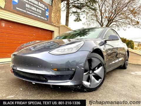 City Motors Jacksonville Ar >> 2018 Tesla Model 3 For Sale In Salt Lake City Ut