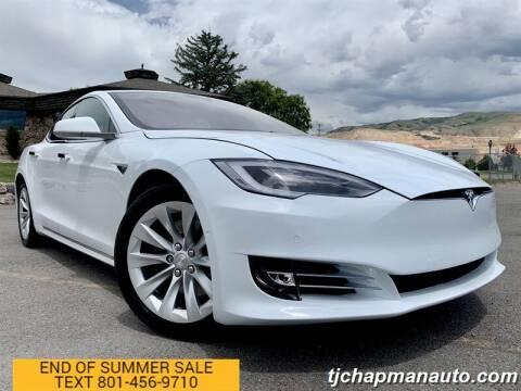 2016 Tesla Model S for sale at TJ Chapman Auto in Salt Lake City UT