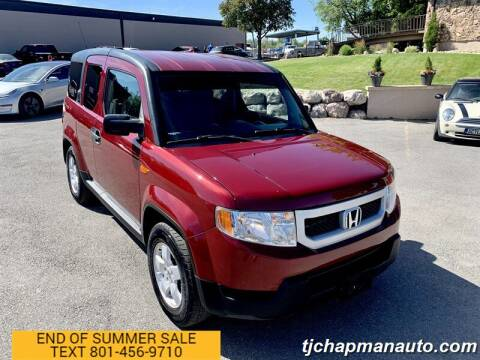 2011 Honda Element for sale at TJ Chapman Auto in Salt Lake City UT