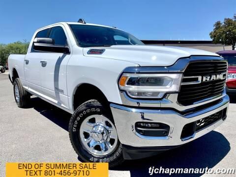 2019 RAM Ram Pickup 2500 for sale at TJ Chapman Auto in Salt Lake City UT