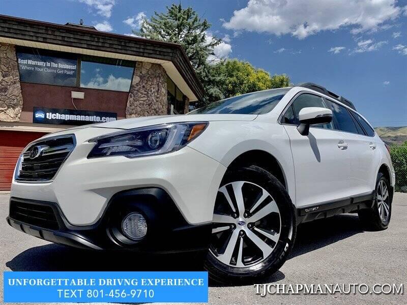 2019 Subaru Outback for sale at TJ Chapman Auto in Salt Lake City UT