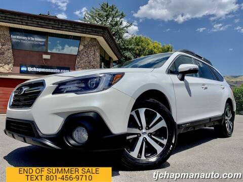 2019 Subaru Outback for sale at TJ Chapman Auto in Salt Lake City UT