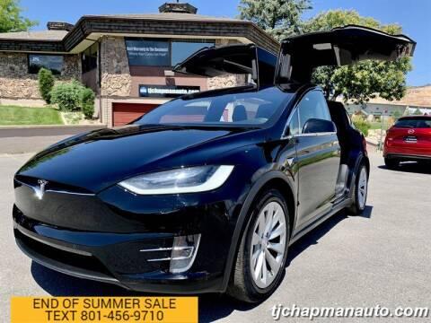 2019 Tesla Model X for sale at TJ Chapman Auto in Salt Lake City UT