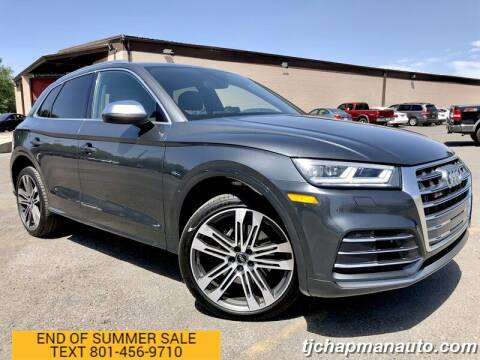 2020 Audi SQ5 for sale at TJ Chapman Auto in Salt Lake City UT