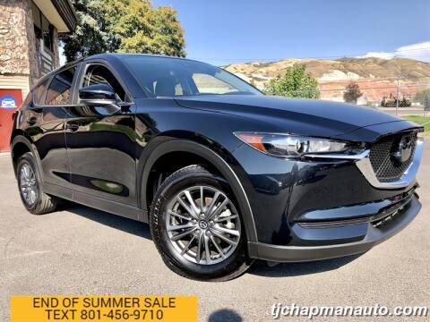 2019 Mazda CX-5 for sale at TJ Chapman Auto in Salt Lake City UT