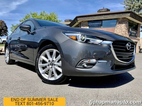 2017 Mazda MAZDA3 for sale at TJ Chapman Auto in Salt Lake City UT