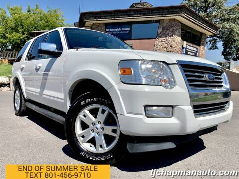 2010 Ford Explorer for sale at TJ Chapman Auto in Salt Lake City UT