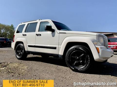 2008 Jeep Liberty for sale at TJ Chapman Auto in Salt Lake City UT