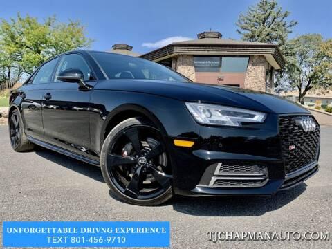 2019 Audi S4 for sale at TJ Chapman Auto in Salt Lake City UT